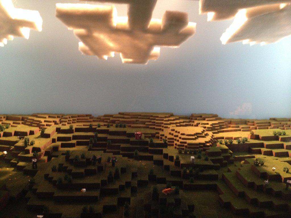 Minecon 2014 - Set by Mark Helmuth Design