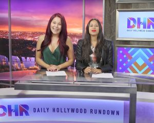 """Daily Hollywood Rundown"""